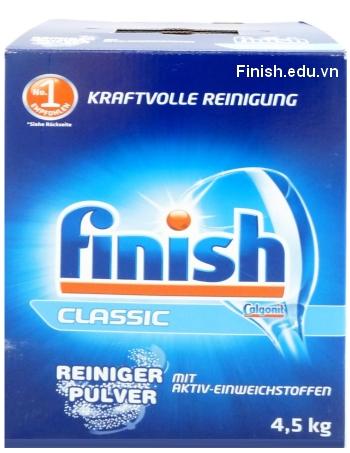 bột rửa bát finish dùng cho máy rửa bát bosch teke fagor electrolux ariston baumantic mallcoca flamenco giovani candy