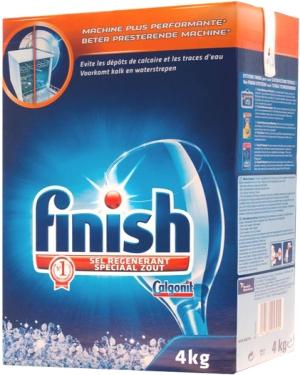 muối rửa chén ly bát 4kg made in eu dùng cho máy rửa ly bát