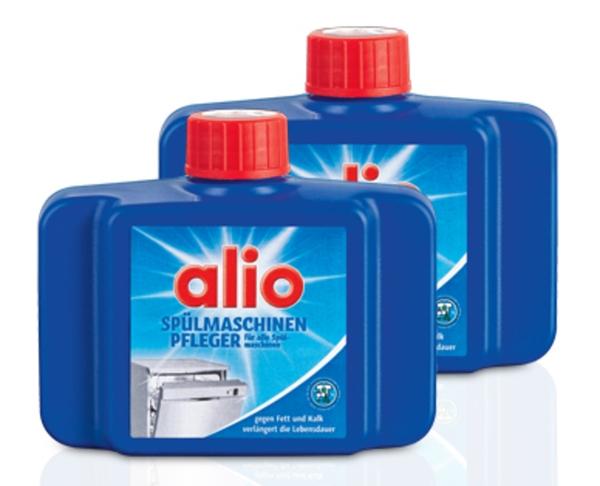 Alio nước rửa chén đóng chai dễ dàng khi pha chế giá tốt