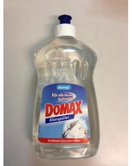 Nước rửa chén domax đánh bay mọi mùi khó chịu trên chén đĩa