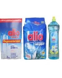 Bán Bột rửa chén Alio hoàn toàn mới dùng cho máy rửa bát Bosch, Teka ( Hàng nhập khẩu )