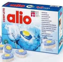 viên rửa bát alio complete 12 in 1 120 viên nhập khẩu chính hãng