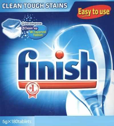 Finish thương hiệu nước rửa chén giá rẻ cho mọi nhà