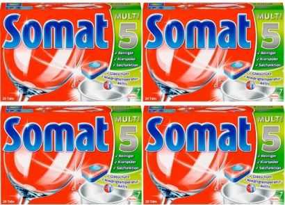 viên rửa bát somat 112 tabs nhập khẩu đức