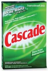 Bán bột rửa chén cascade cam kết giá gốc toàn quốc