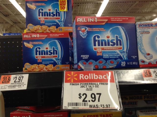 Sử dụng finish rửa chén với từng loại đồ khách nhau cho hiệu quả khác nhau